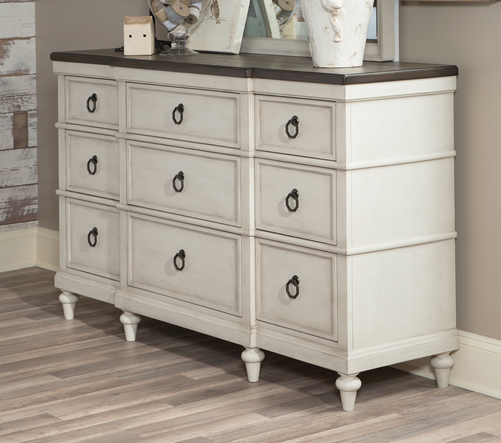 Legacy Classic Furniture Bedroom Brookhaven Dresser 053962