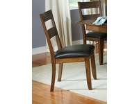 Mariposa Whiskey Ladderback Chair 054081