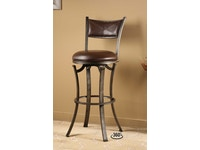 Drummond Swivel Barstool 054113