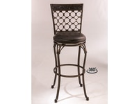 Brescello Swivel Barstool 054124