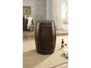 Wine Barrel Refrigerator 054198