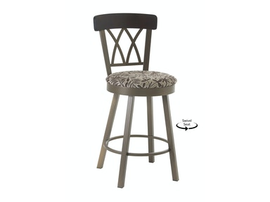 Brittany Swivel Counter Stool 054270