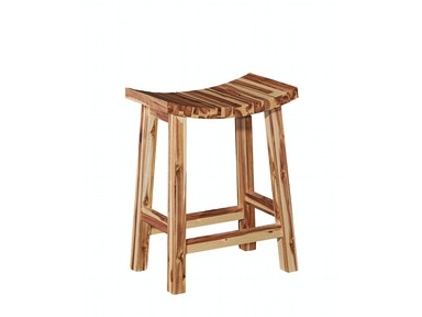 Archer Saddle Counter Stool 054344
