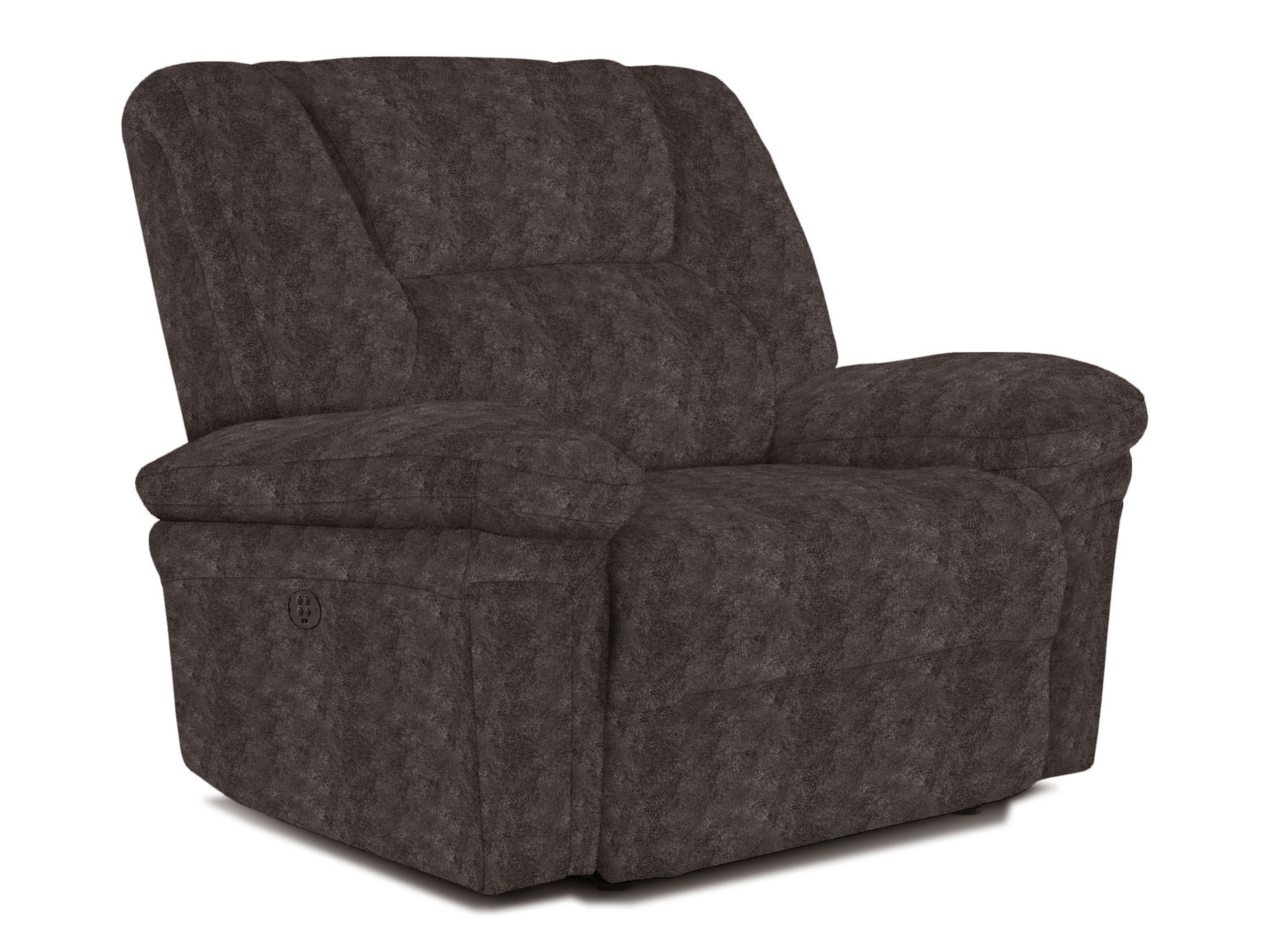 ... Chair and Half Power Recliner 054499. Click to Zoom  sc 1 st  Furniture Fair & Best Home Furnishings Living Room Parker Chair and Half Power ... islam-shia.org