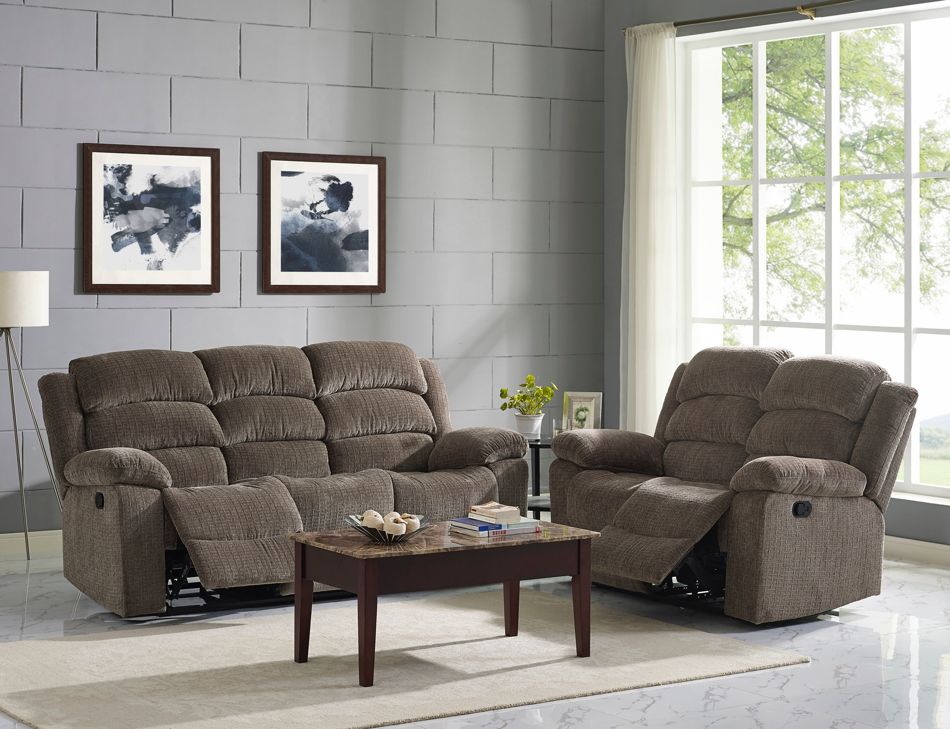 New Classic Home Furnishings Inc Living Room Austin Motion Sofa 054640 Furniture Fair