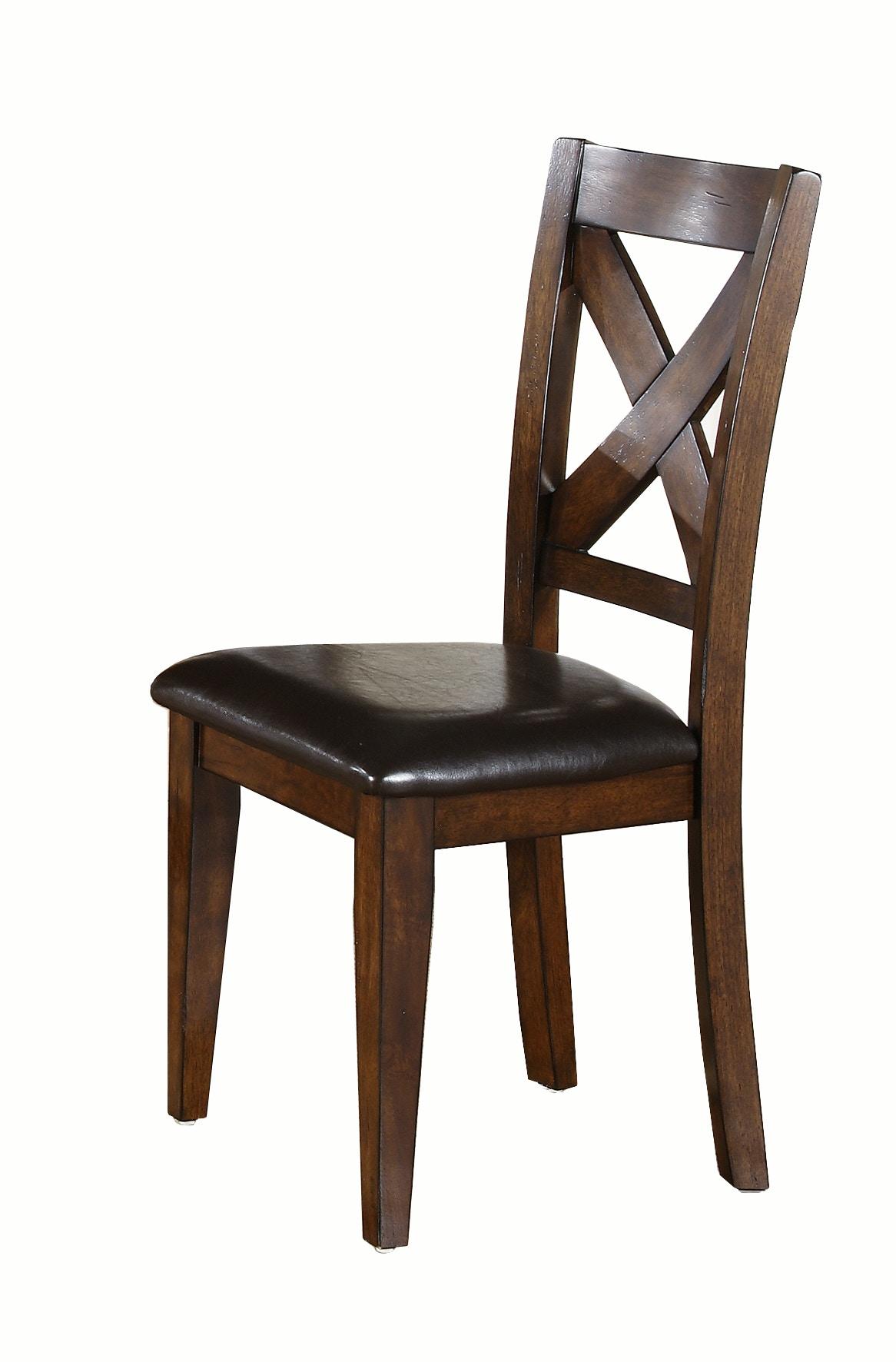 Holland House Mango X Back Dining Chair 054668