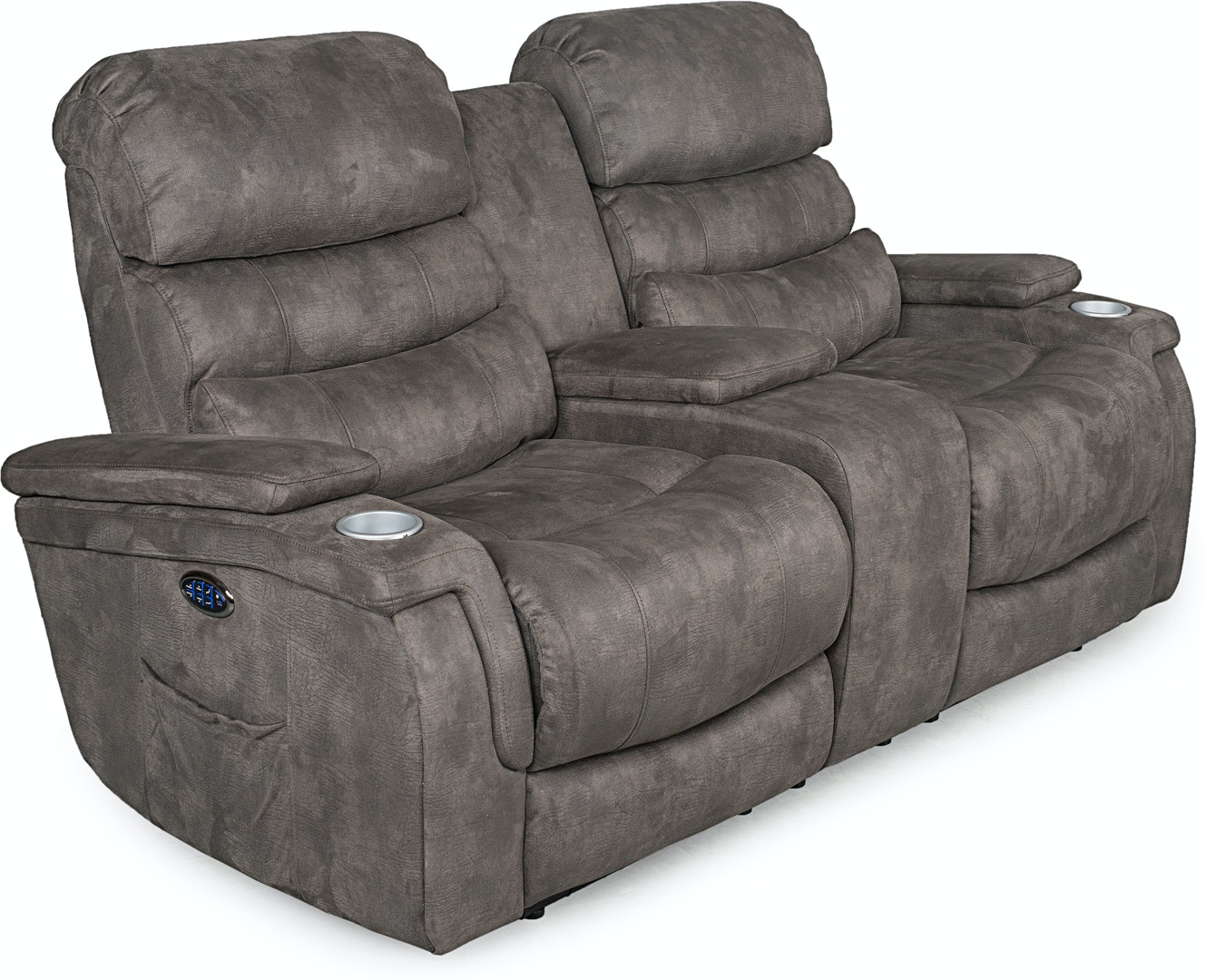 your pdp melina reclining to qty power successfully has cocoa spaces living cart loveseat wusb added been usb w