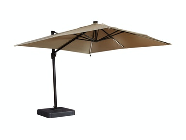 Oakengrove Patio Umbrella - Linen 054918