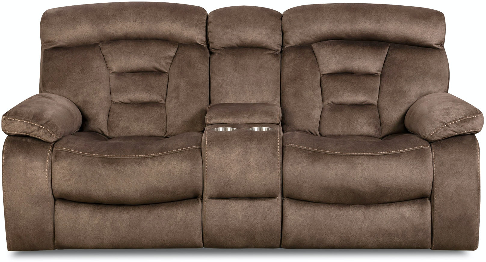 catnapper grain top console patton flat cn leather loveseat reclining power ls p walnut italian lay