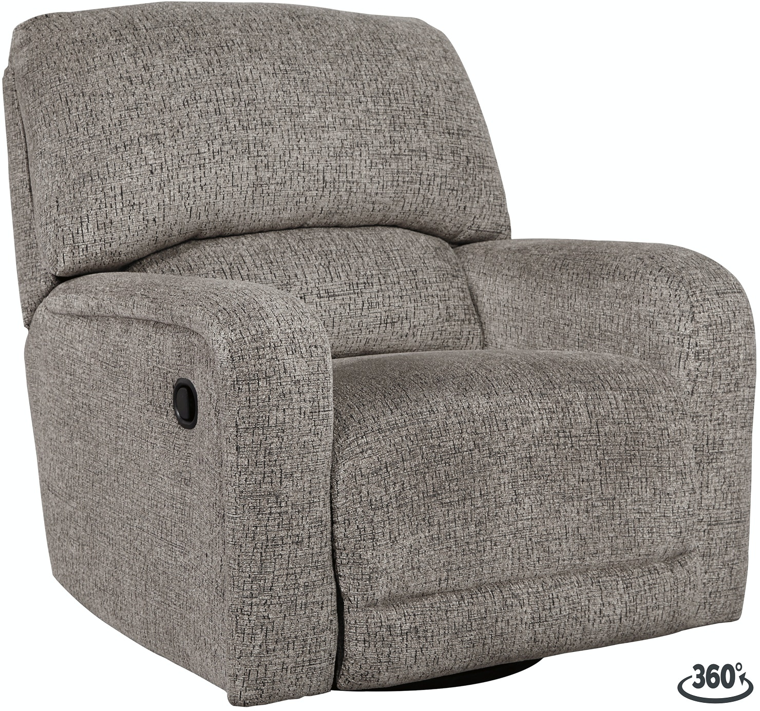 Signature Design by Ashley Living Room Pittsfield Swivel Glider