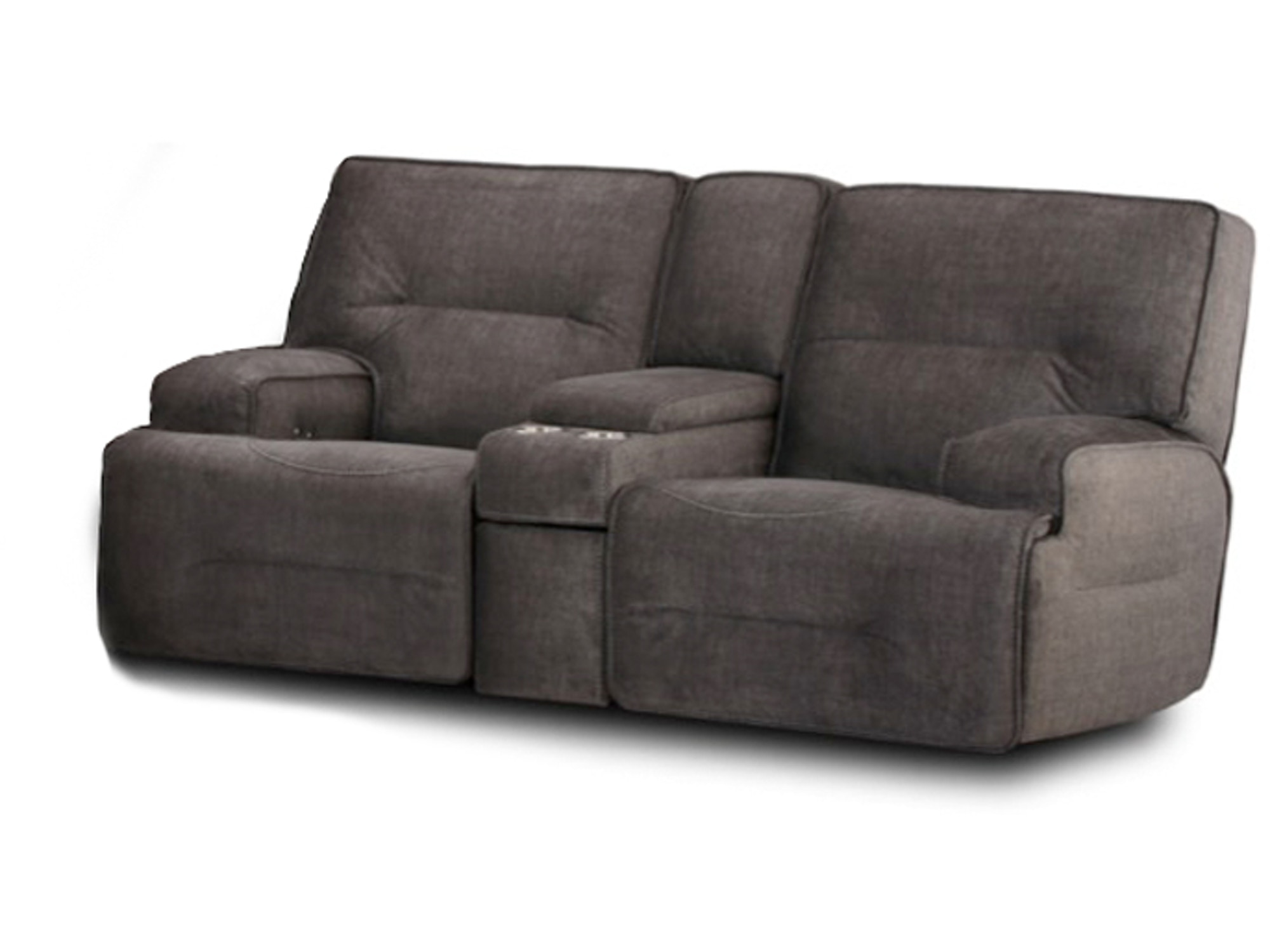 Granada Power Motion Loveseat with Console 056099