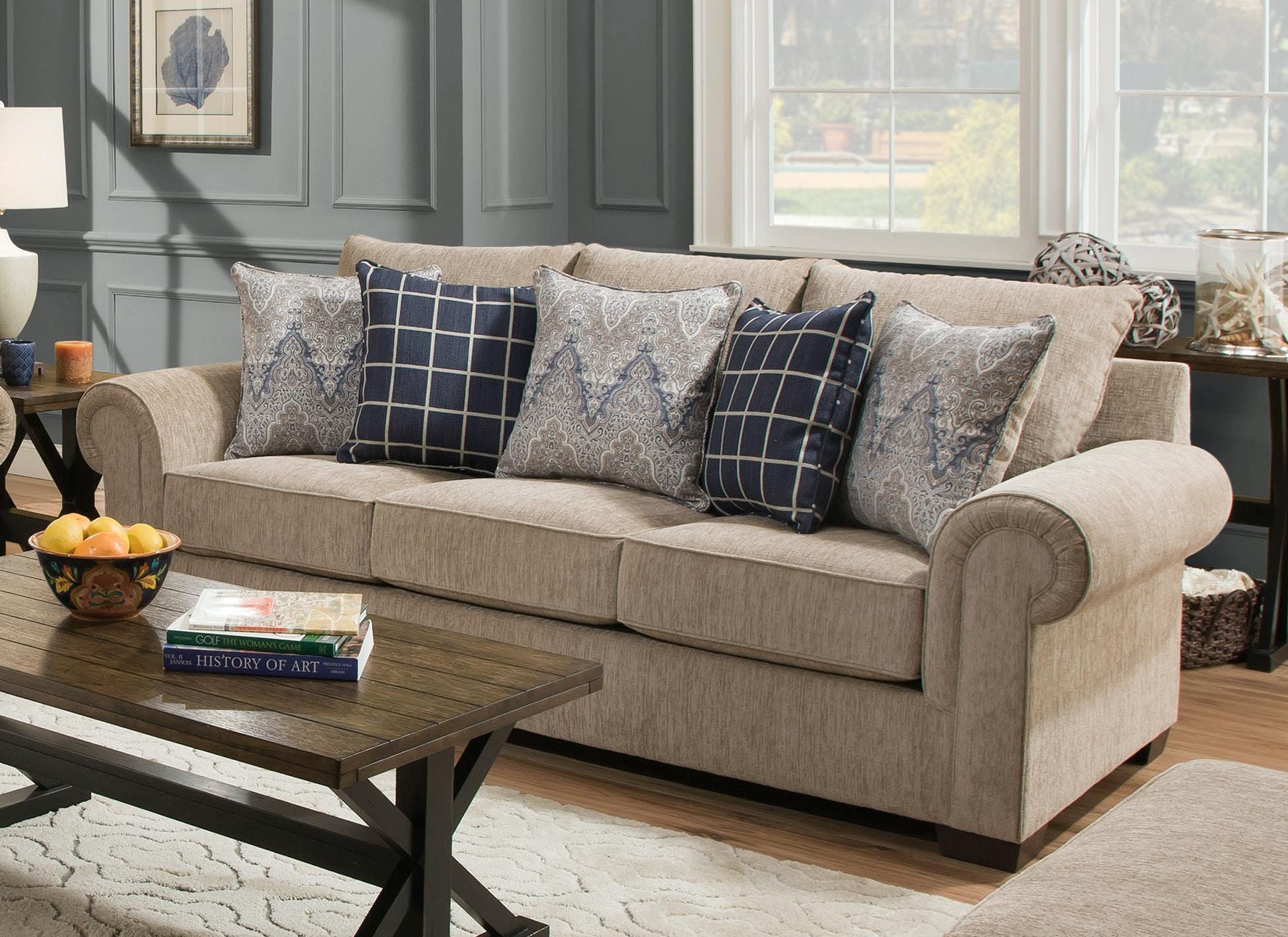 Simmons Upholstery Gavin Sofa 056842 Part 68