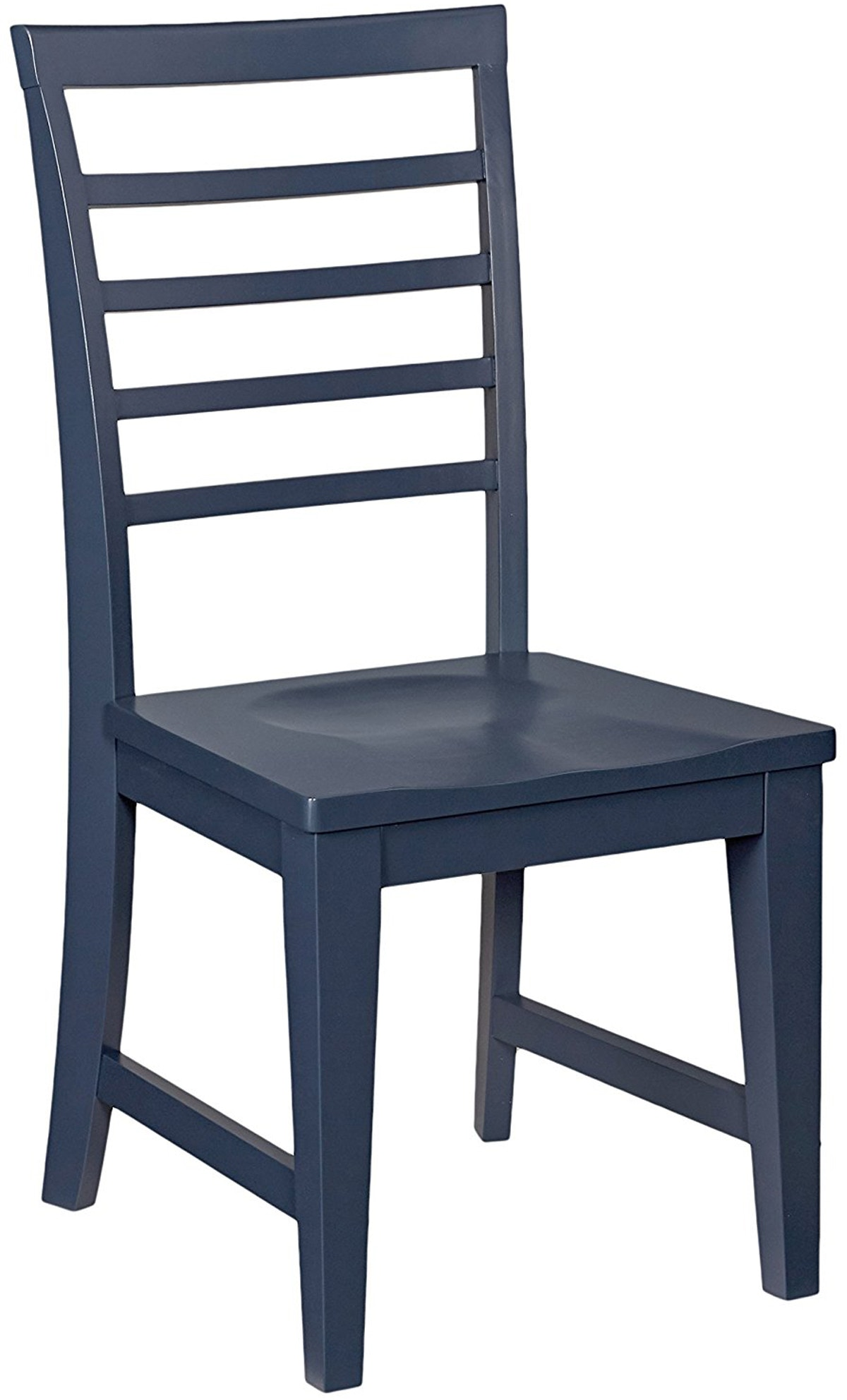 My Home Furnishings Youth Bailey Blue Desk Chair