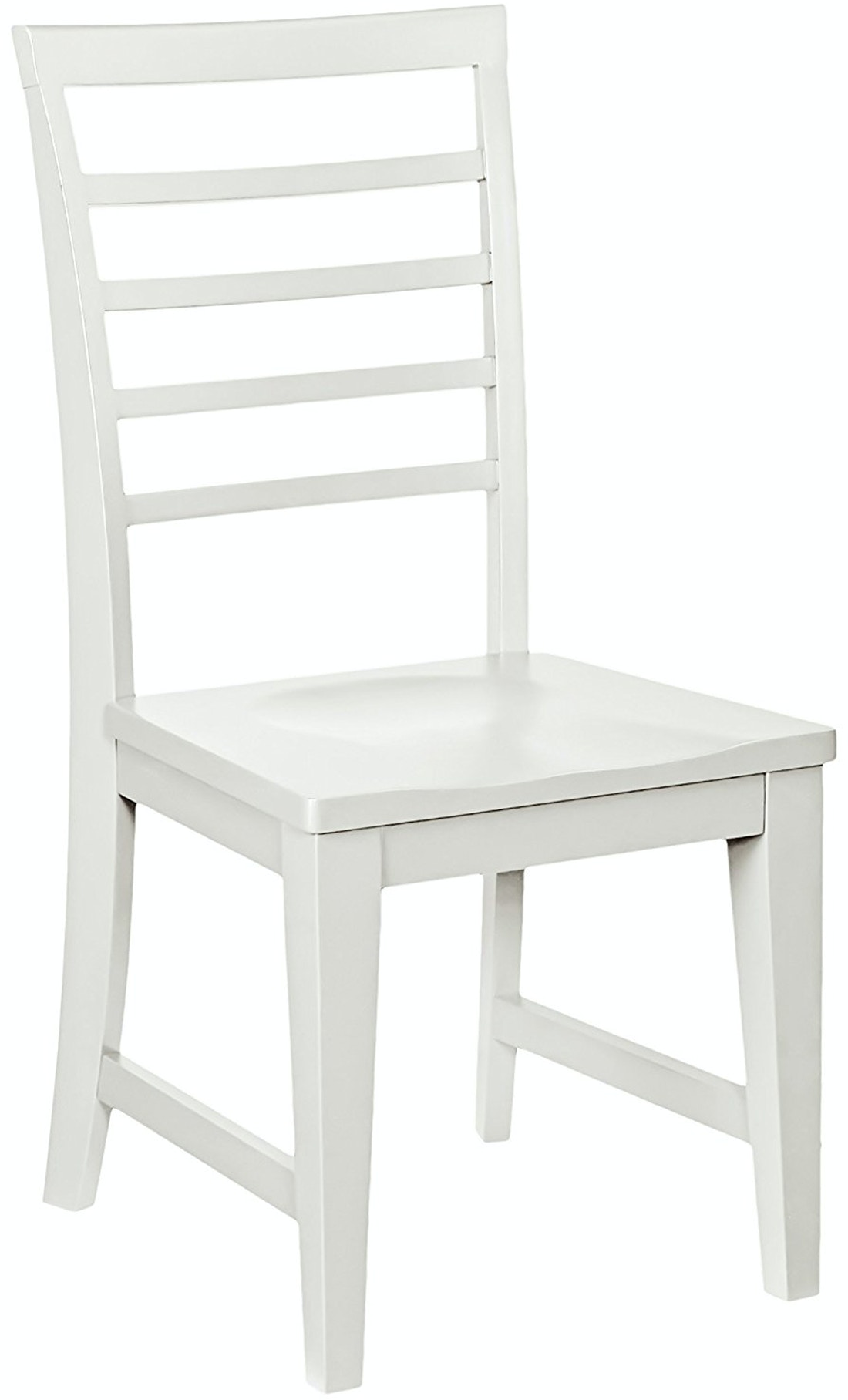 My Home Furnishings Youth Bailey White Desk Chair