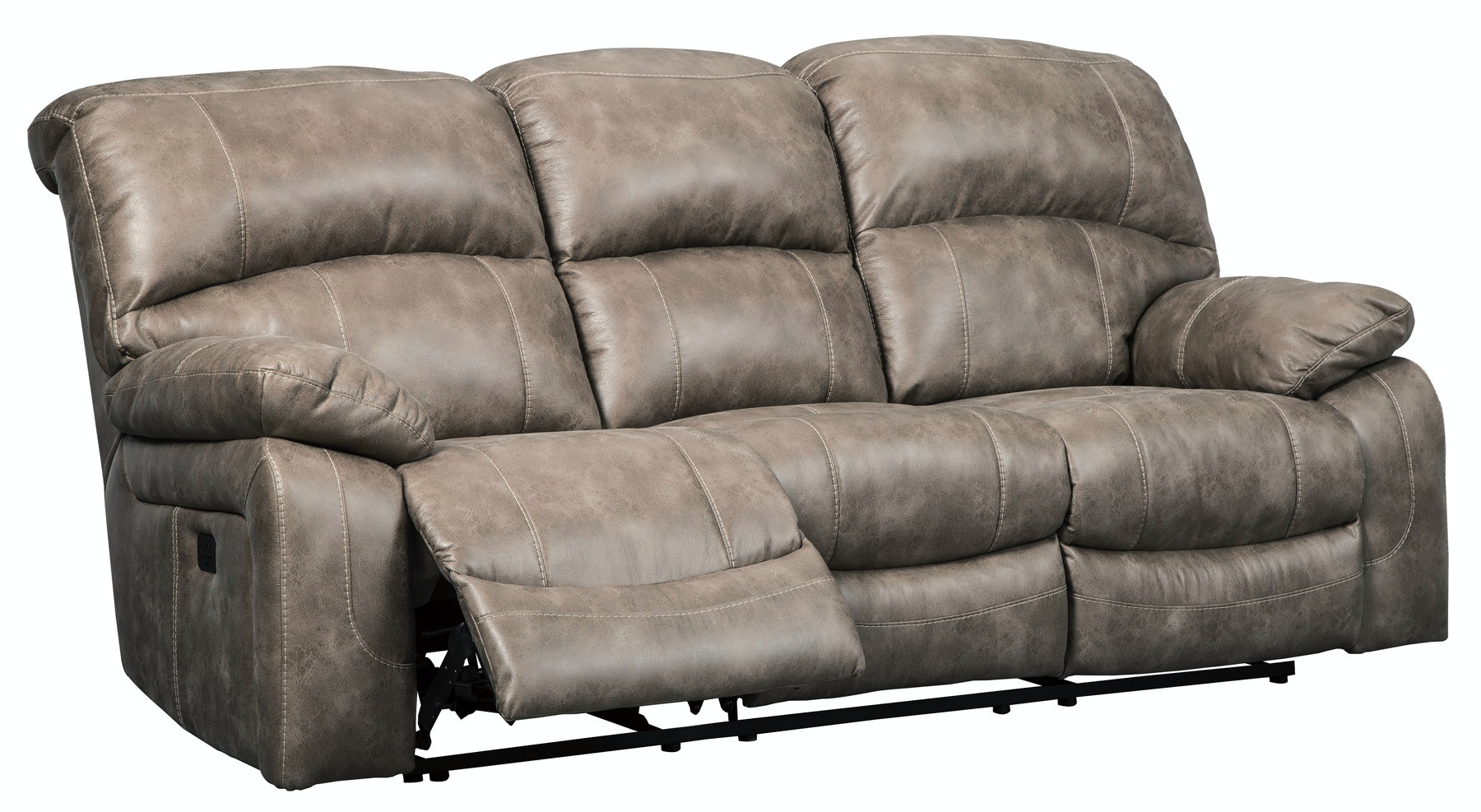 Signature Design By Ashley Dunwell Power Reclining Sofa 057080