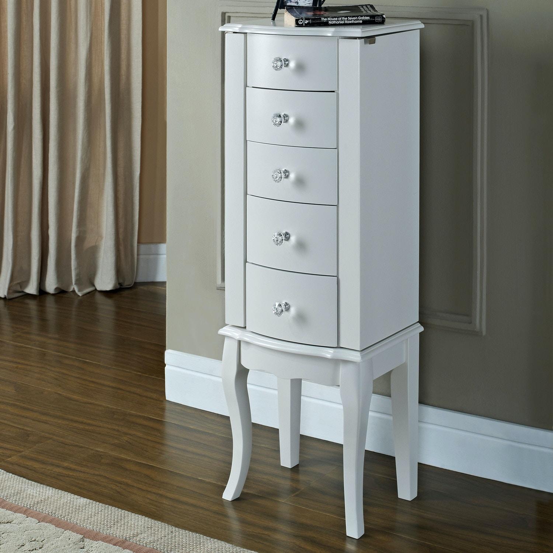 Powell Furniture Juliette Jewelry Armoire 057097