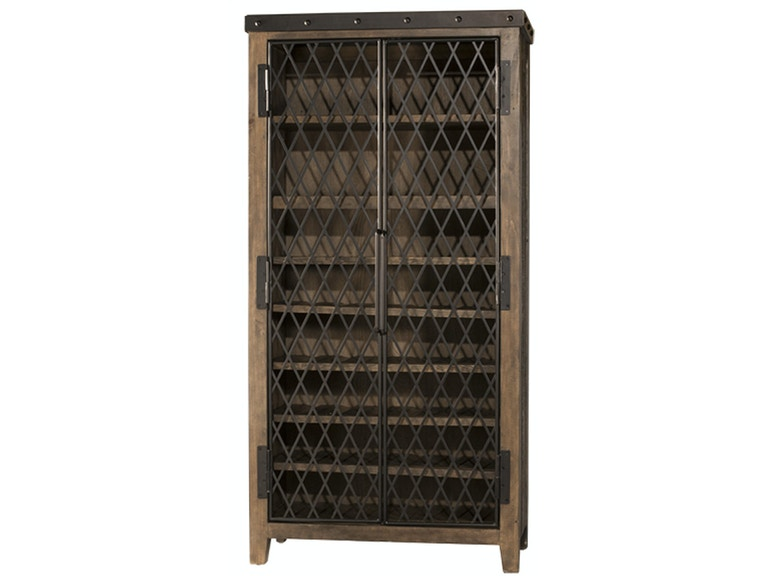 Hillsdale Furniture Dining Room Jennings Wine Cabinet 057217 ...