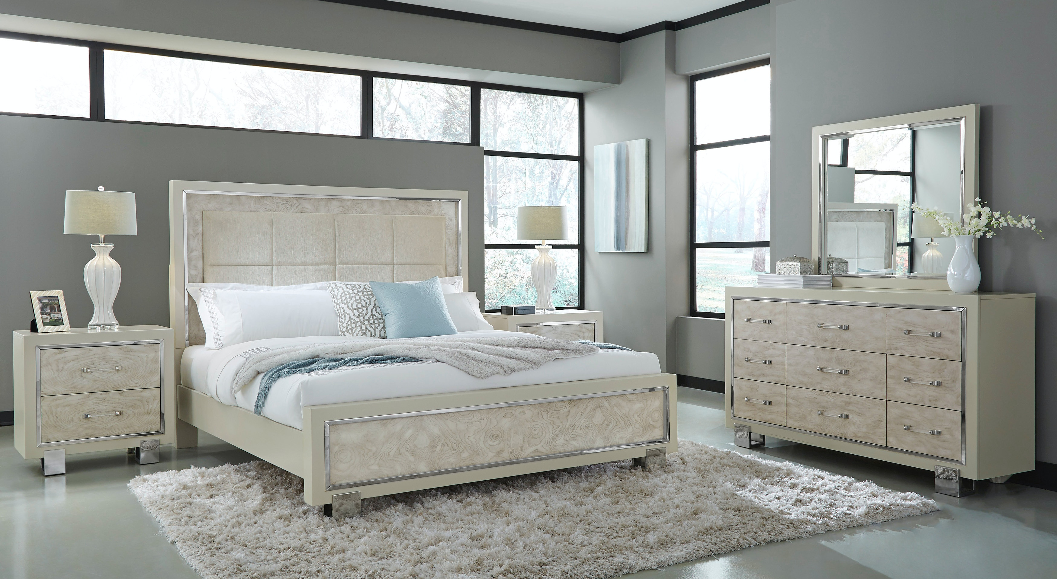 Pulaski Furniture Bedroom Cydney Chest 057393 Furniture