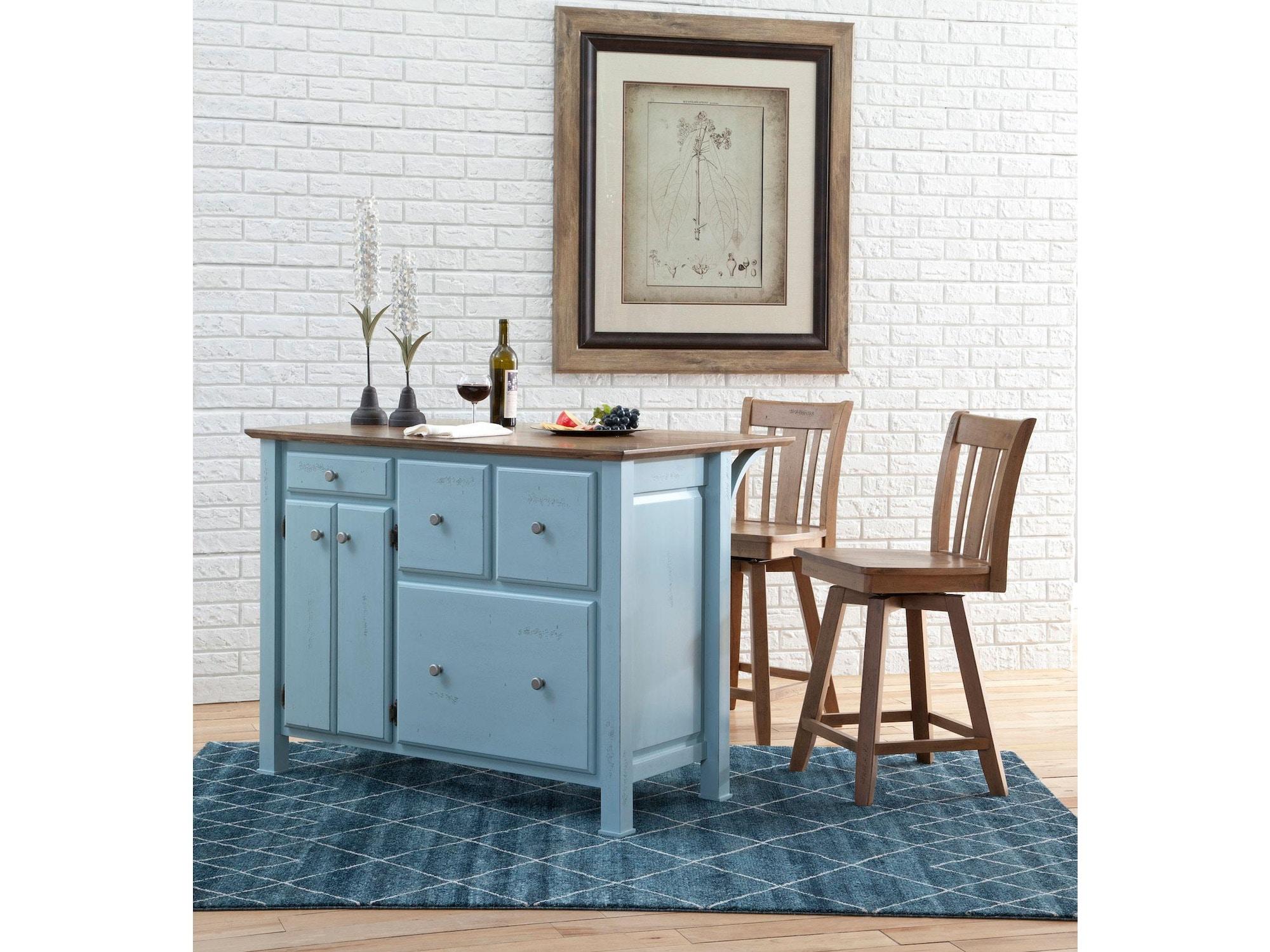 Dining Room Kitchen Islands - Furniture Fair - Cincinnati & Dayton ...
