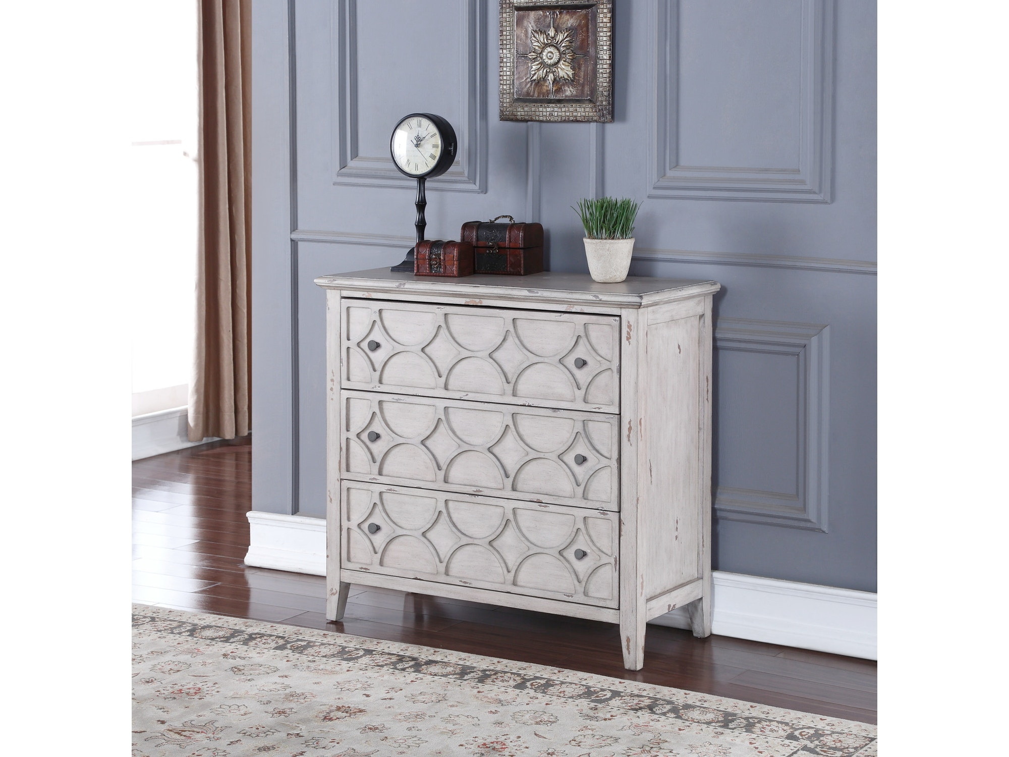 New Classic Home Furnishings Inc. Living Room Chests and Dressers ...