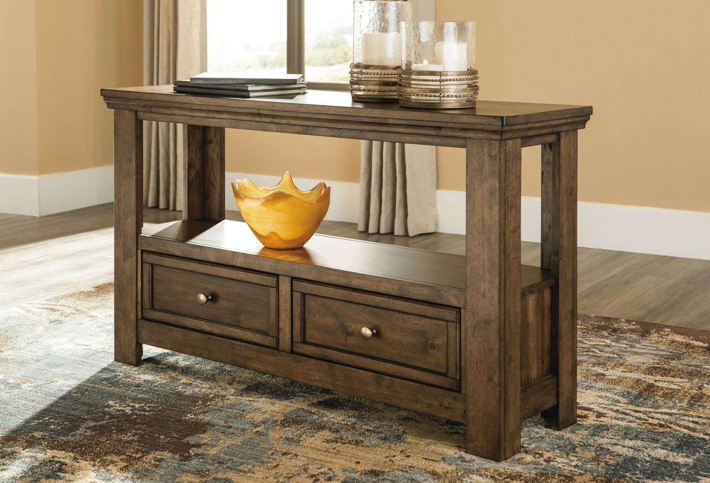 Signature Design By Ashley Flynnter Sofa Table 057960