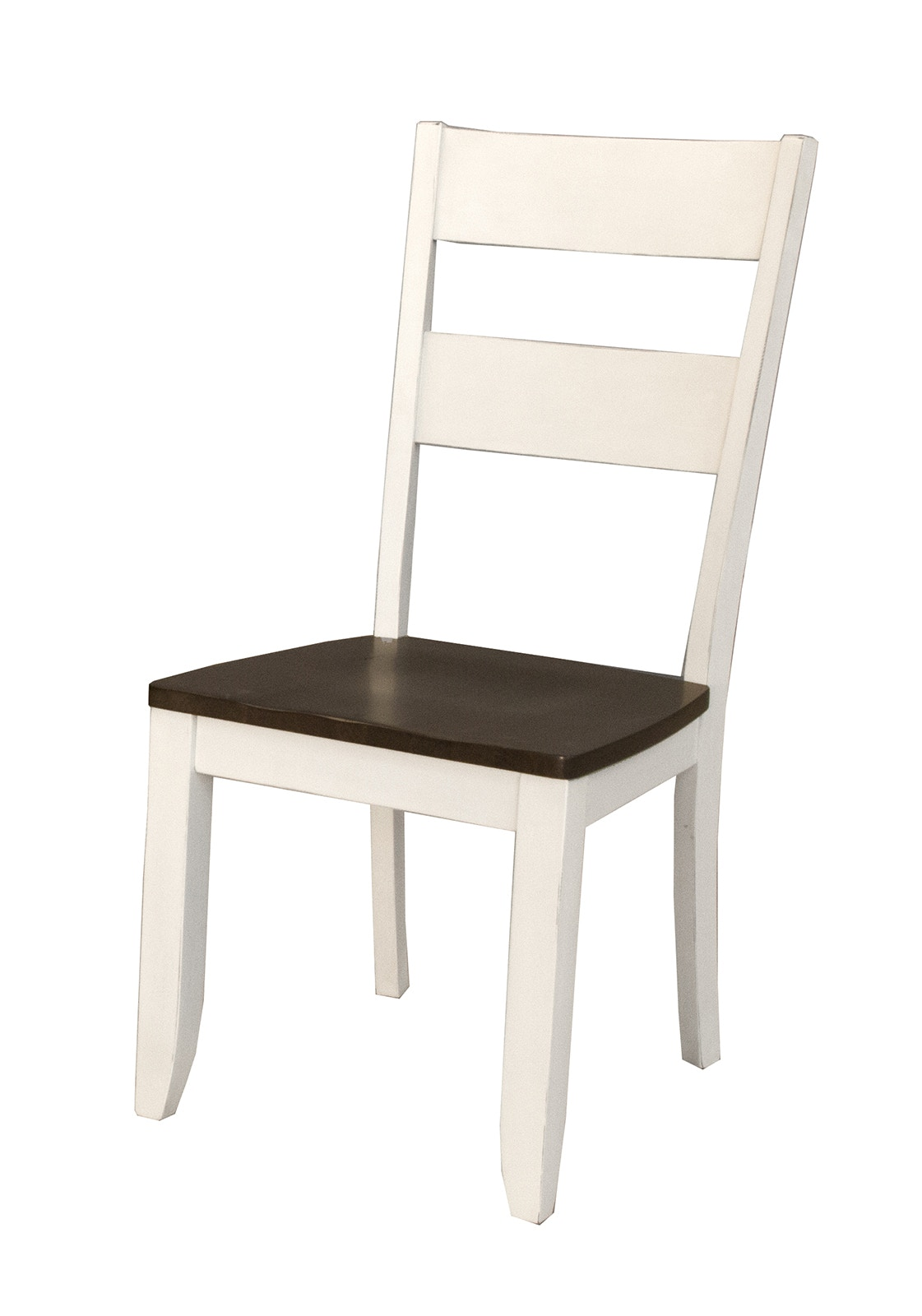 A America Mariposa Chalk Ladderback Chair 057992