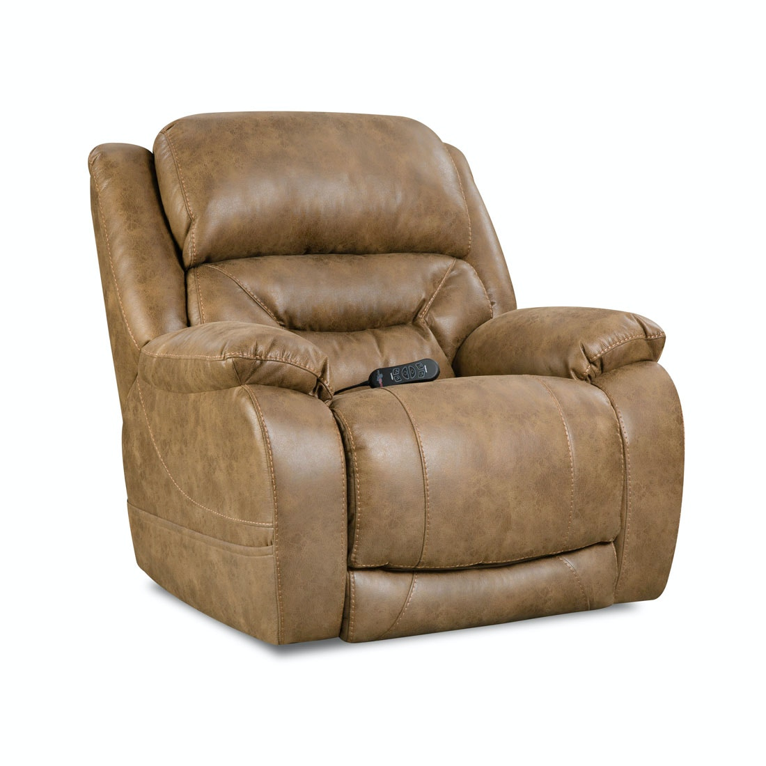 Home Stretch Living Room Starship Power Recliner Furniture