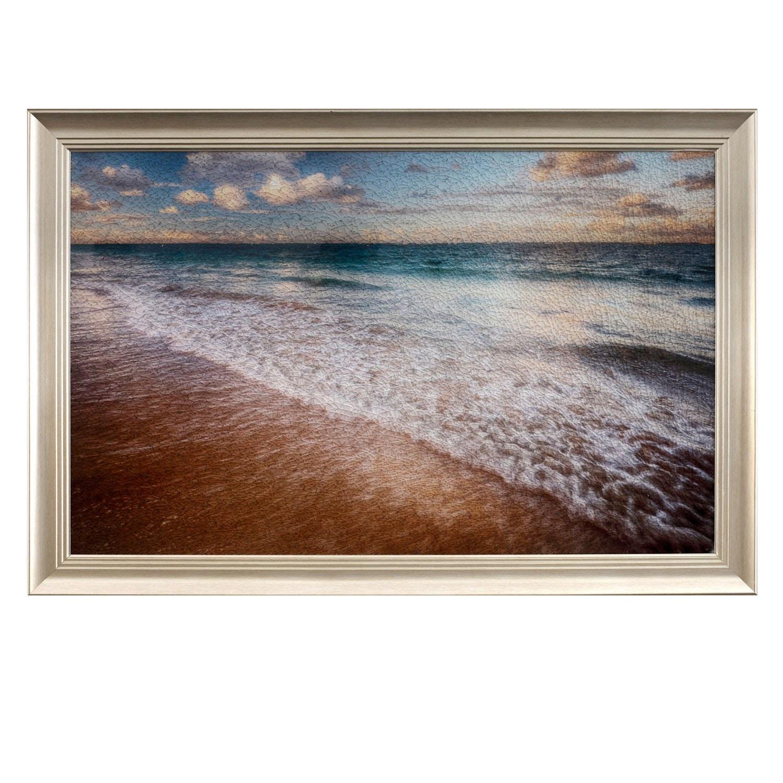 Superb Crestview Shoreline Framed Photo 058629