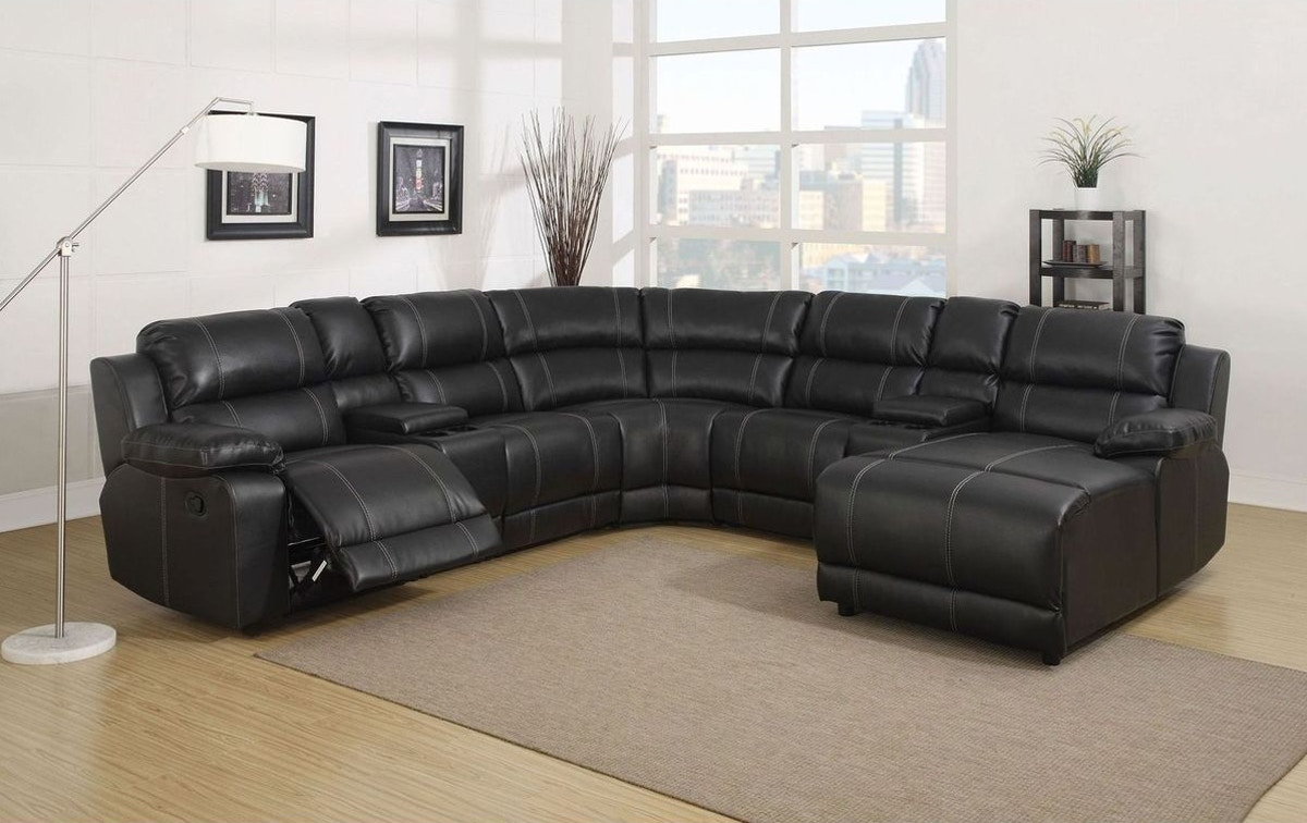 Lifestyle Florence Reclining Sectional 059744