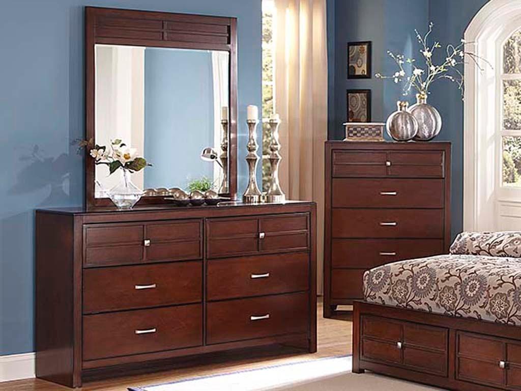 New Classic Home Furnishings Inc Bedroom Kensington Dresser 041777 Furniture Fair