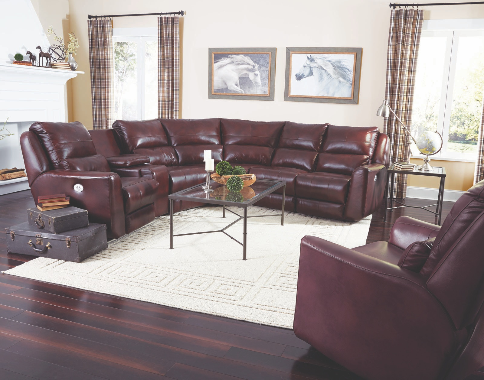 Southern Motion Producer Power Motion Sectional 062486 : dillon motion sectional - Sectionals, Sofas & Couches