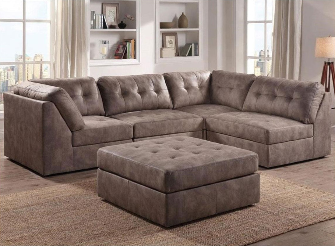 Great 066833. Shagreen Sectional