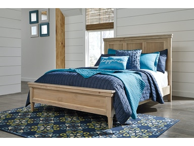 Klasholm Bed - Queen 085641