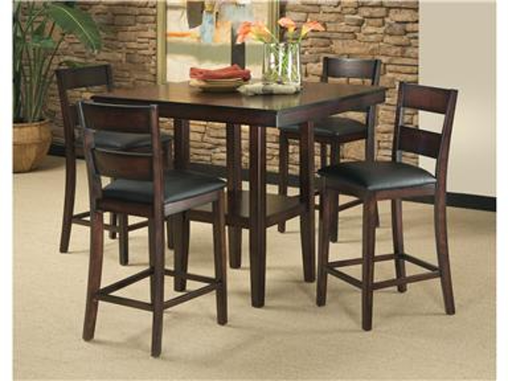 Dining room sets furniture fair cincinnati dayton oh for Furniture zanesville ohio