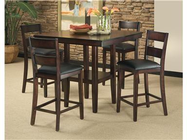 Standard Furniture Dining Room Pendleton Counter Height Dining Set 034432 Furniture Fair