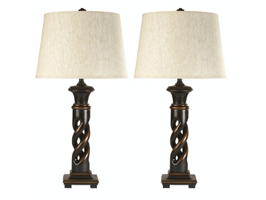 Pair of Fallon Table Lamps 102029