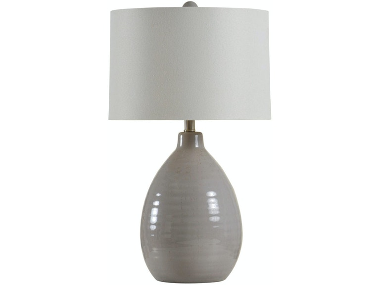 Stylecraft lamps lamps and lighting cool gray ceramic table lamp stylecraft lamps cool gray ceramic table lamp 102031 mozeypictures Image collections