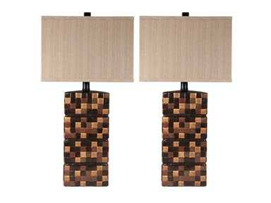 Pair of Helki Table Lamps 102411