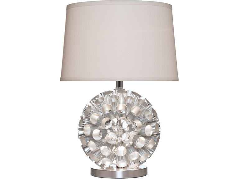 Anthony California, Inc. Silver Table Lamp 102455