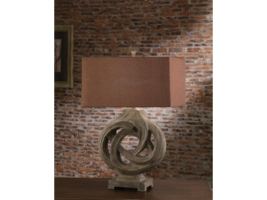 Coiled Branch Table Lamp 102854