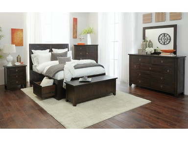 Kona Grove Storage Bedroom Group - Queen 157665