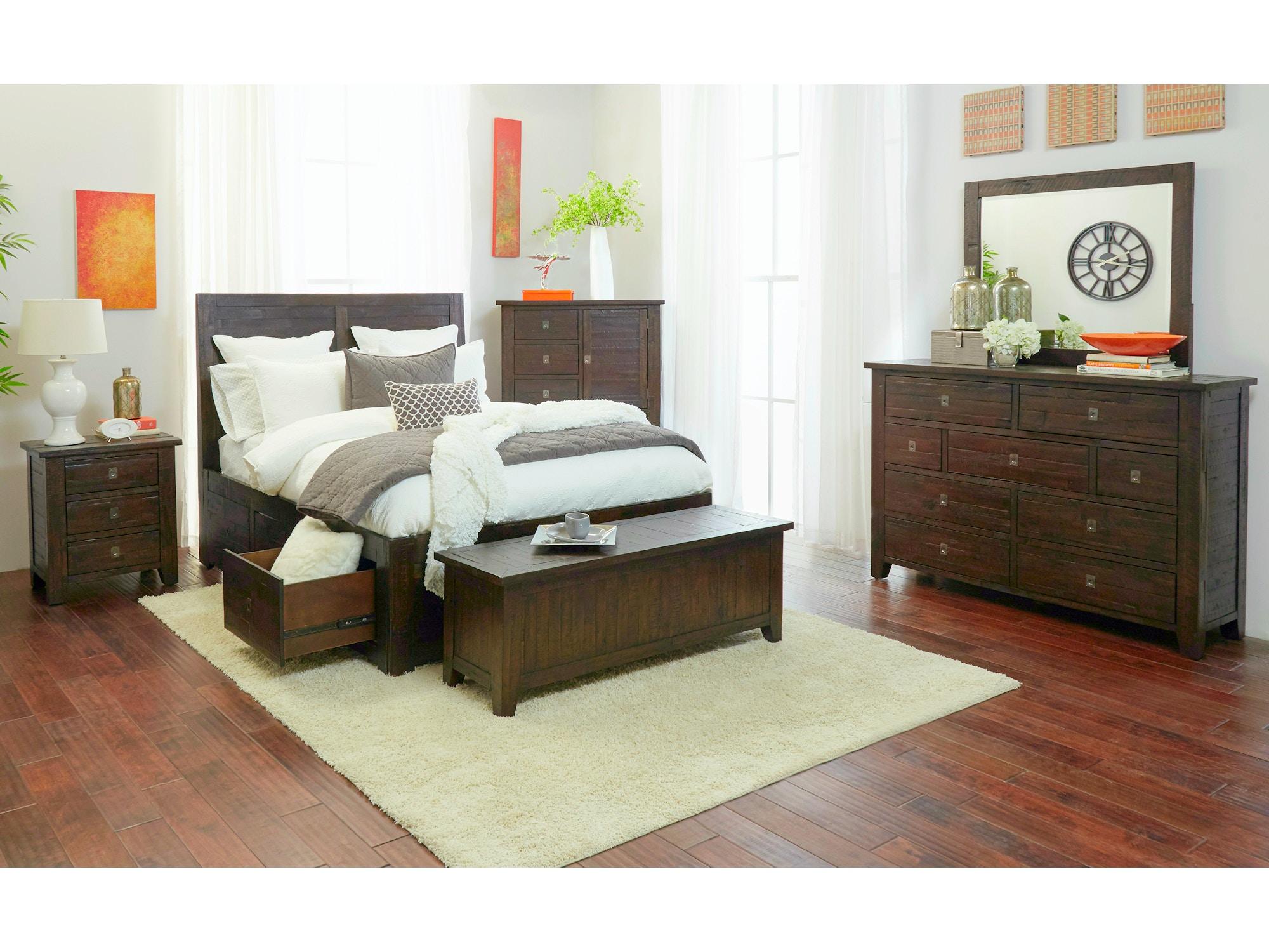 Jofran Bedroom Master Bedroom Sets Furniture Fair Cincinnati - Furniture fair bedroom sets
