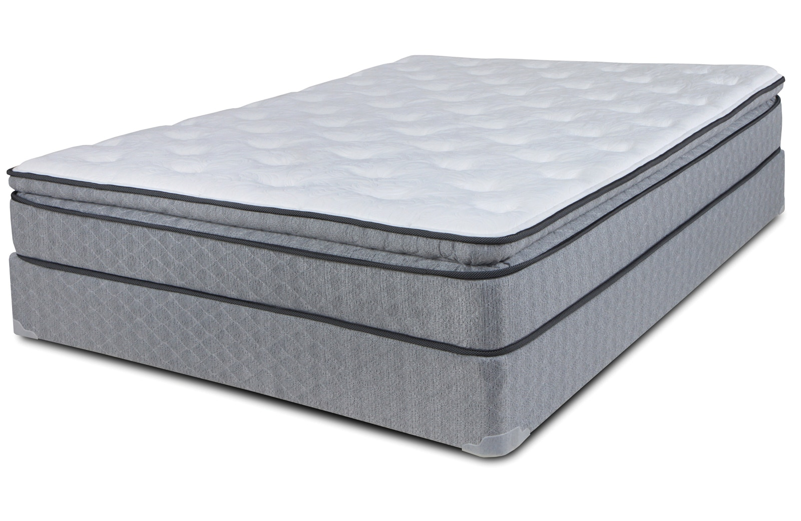Cheap twin mattress sets iamerica alliance mattress set for Cheap bed sets with mattress