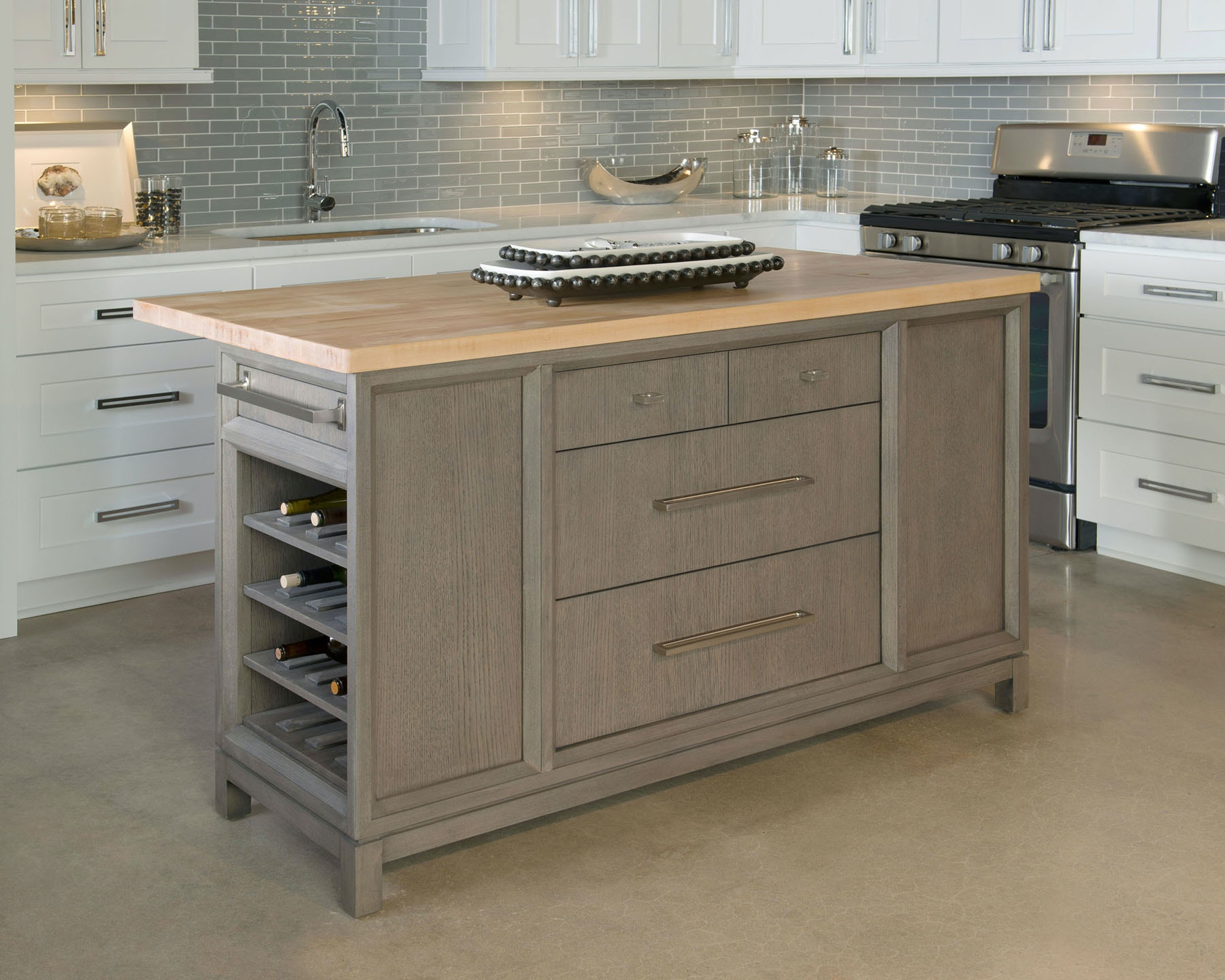 Legacy Classic Furniture Dining Room High Line Kitchen