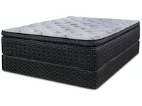 Lotus Pillow Top Mattress Set - Queen 188175