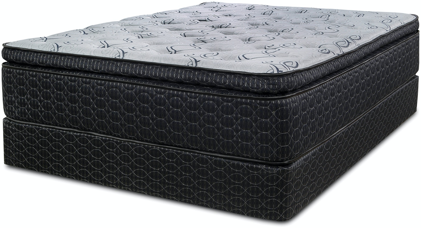 Image result for symbol mattress saranac pillow top