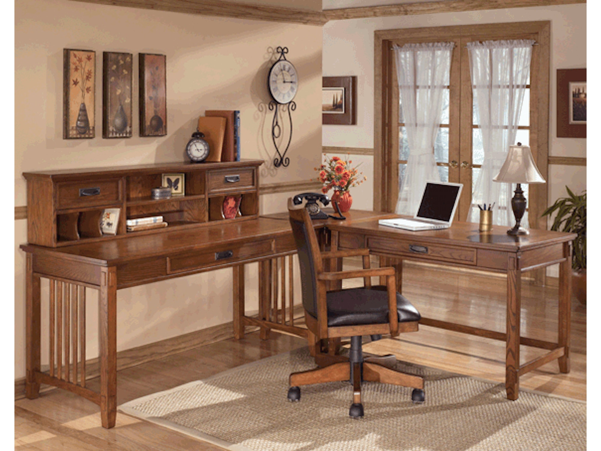 Cross Island Home Office - Petite 189623