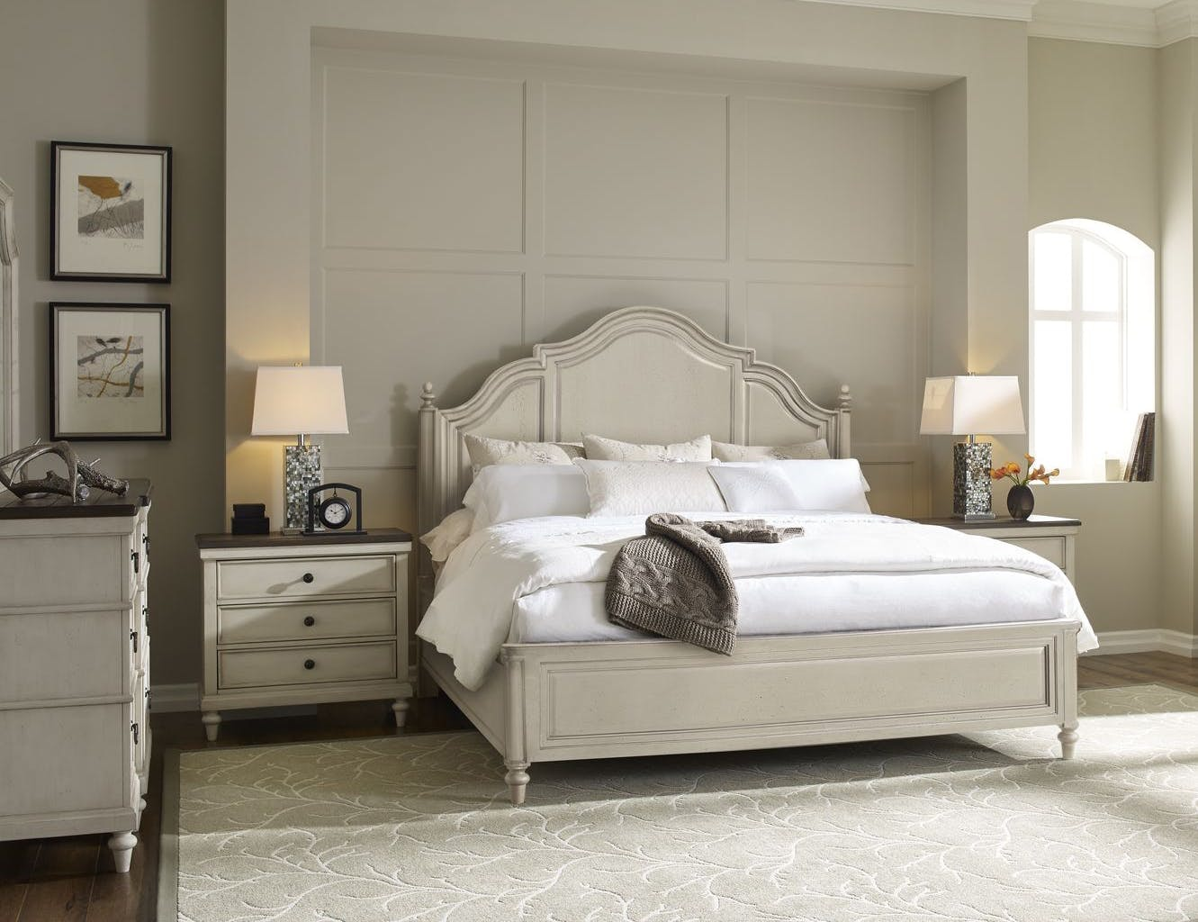 legacy bedroom furniture. Legacy Classic Furniture Brookhaven Linen Bedroom Group  King 208457