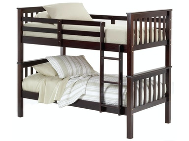 Lomond Bunk Bed - Twin over Twin 228358