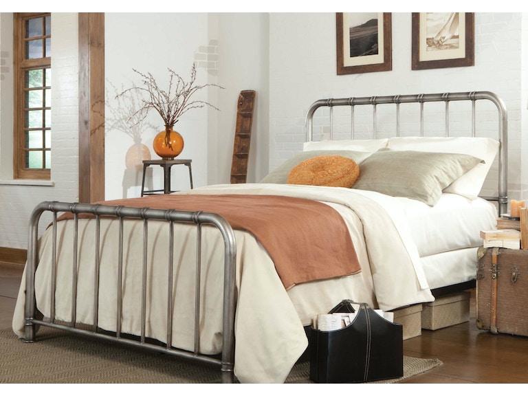 Standard Furniture Bedroom Tristen Metal Bed Twin 237904 Furniture Fair Cincinnati